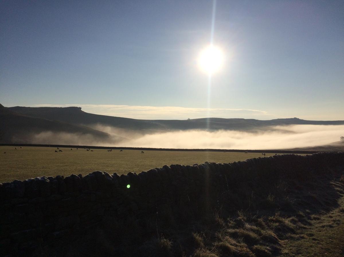 Morning in the Peak